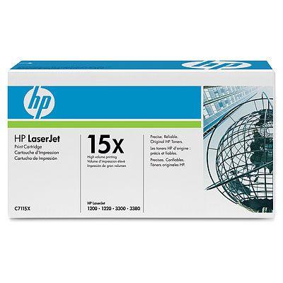 Заправка картриджа HP C7115X для HP LJ - 1000W/1005W1200/1200N/1200A/1220/3300/3320/3330/3380