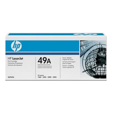 Заправка картриджа HP Q5949A для HP LJ - 1160/1320/3392