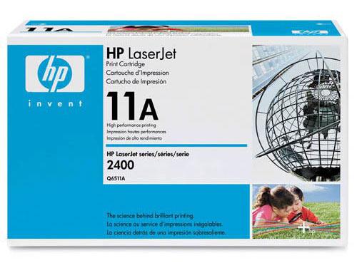 Заправка картриджа HP Q6511A для HP LJ - 2410/2420/2430