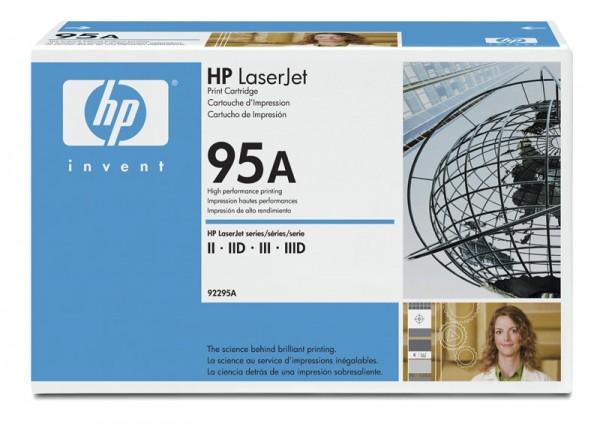 Заправка картриджа HP 92295A