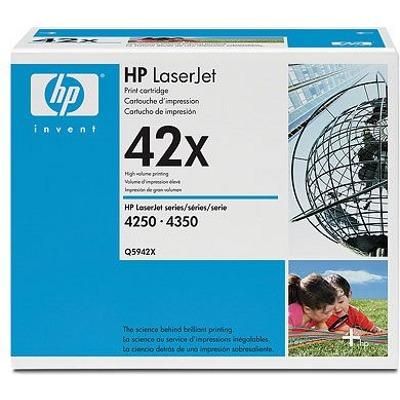 Заправка картриджа HP  Q5942X ( Заправка картриджей HP 4350/ N/ TN/ DTN/ DTNSL)