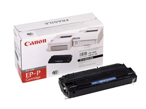 Заправка картриджа Canon  EP-P