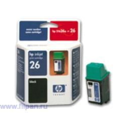 Заправка картриджа HP 51626A (Заправка  струйного картриджа  HP 51626 )