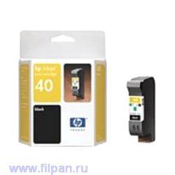 Заправка картриджа HP 51640A (Заправка  струйного картриджа  HP  51640 )