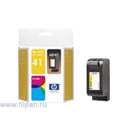 Заправка картриджа HP 51641A (Заправка струйного картриджа HP  51641 )