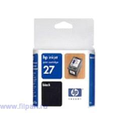 Заправка картриджа HP  C8727A (Заправка  струйного картриджа HP 8727  )