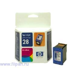 Заправка картриджа HP C8728A (Заправка струйного картриджа  HP 8728  )