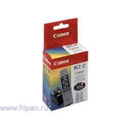 Заправка картриджа Canon  BCI-24BK