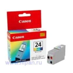 Заправка картриджа Canon   BCI-24C