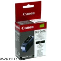 Заправка картриджа Canon BCI-3eBK
