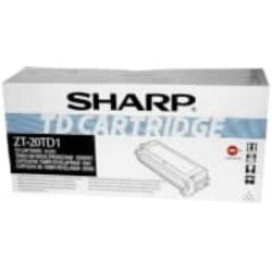 Заправка картриджа Sharp ZT-20TD1