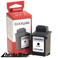 Заправка картриджа  Lexmark 13400HC (Заправка струйного картриджа 13400HC )1