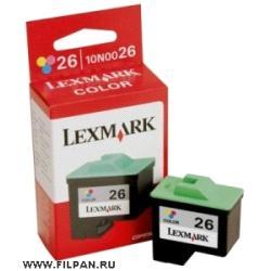 Картридж Lexmark 10N0026