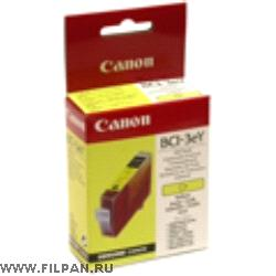 Заправка картриджа Canon BCI-3eY