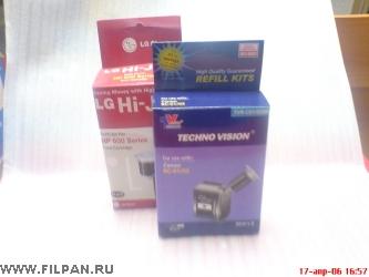 Заправочная станция Canon - ВС 01/ 02 40мл