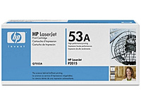 Заправка картриджа HP Q7553A для HP LJ - Р2015