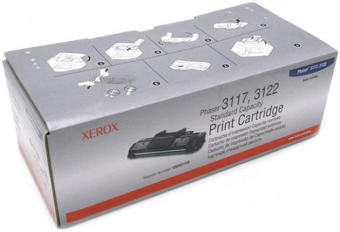 Картридж XEROX Phaser 3117 (3К) ОЕМ  106R01159