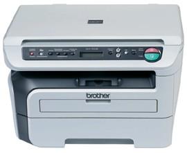Brother DCP-7032R Лазерный принтер, копировальный аппарат и планшетный сканер