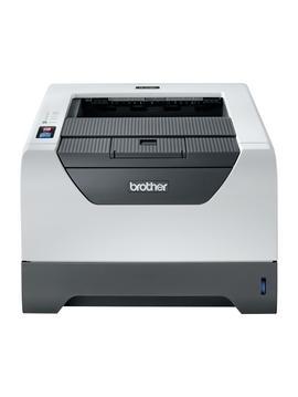 Brother   HL-5340D Чёрно-белый лазерный принтер с функцией автоматической двусторонней печати