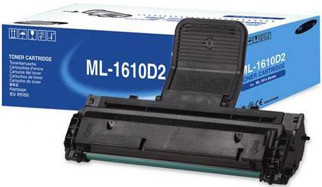Заправка картриджа Samsung ML-1610 D2