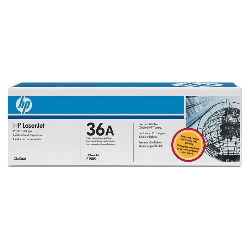 Картридж CB436A ОЕМ для HP LJ P1505/M1120/M1522