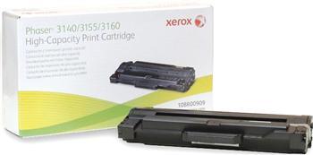 Заправка картриджа Xerox  Phaser 3140/3155/3160 Картридж 108R00908