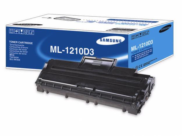 Картридж SAMSUNG ML-1210D3 ОЕМ  для   SAMSUNG ML-1010/ 1020/ 1210/ 1220/ 1250/ 1430
