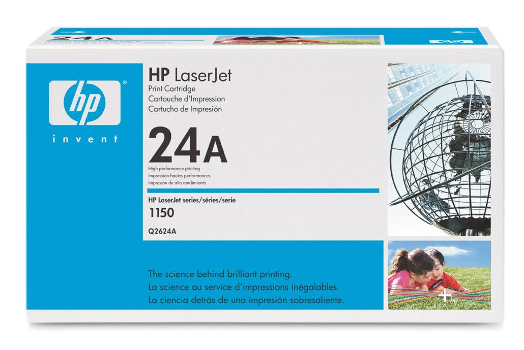 Картридж Q2624A ОЕМ для HP LJ 1150