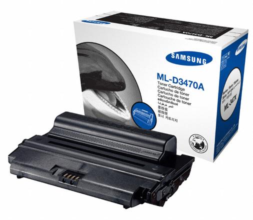 Заправка картриджа Samsung  ML-3471ND  Картридж ML-D3470A
