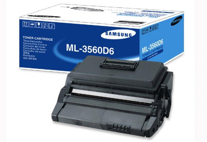 Заправка картриджа Samsung  ML-3560  Картридж ML-3560D6