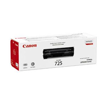Заправка картриджа Canon 725 для Canon LBP-6000/LBP-6000B