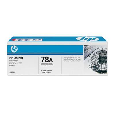 Заправка картриджа HP CE278A для HP LaserJet Pro P1536, P1606dn