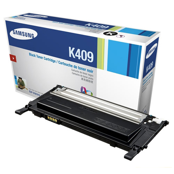 Заправка картриджа Samsung CLP-K409S - для Samsung CLP310/CLP310N/315/CLX-3170.