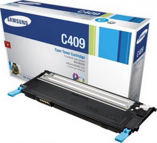 Заправка картриджа Samsung CLP-C409S - для Samsung CLP310/CLP310N/315/CLX-3170.