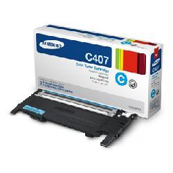 Заправка картриджа Samsung CLP-C407S   для Samsung- CLP-320/325/320N/325W, CLX-3185/N/FN/FW .