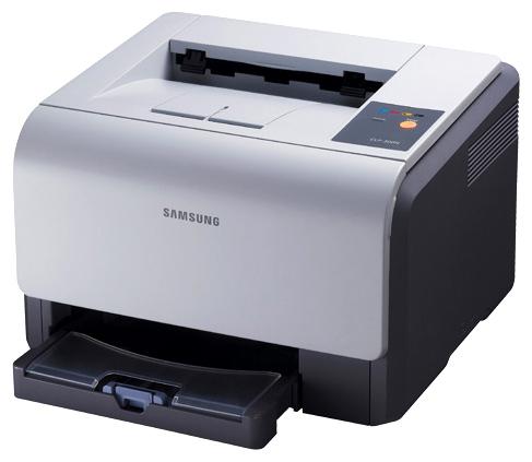 Сброс и обнуление Samsung CLP-310