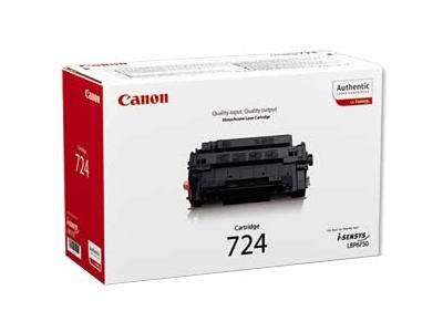 Заправка картриджа Canon LBP-6750 ( Заправка картриджа Canon 724)
