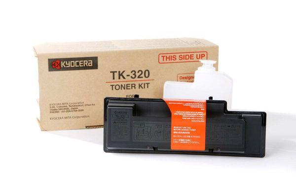 Заправка картриджа Kyocera TK 320