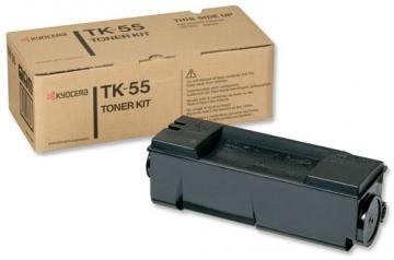 Заправка картриджа Kyocera TK 55