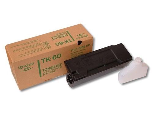 Заправка картриджа Kyocera TK 60