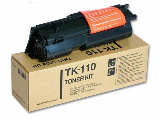 Заправка картриджа Kyocera TK 110
