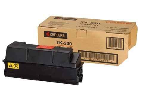 Заправка картриджа Kyocera TK 330