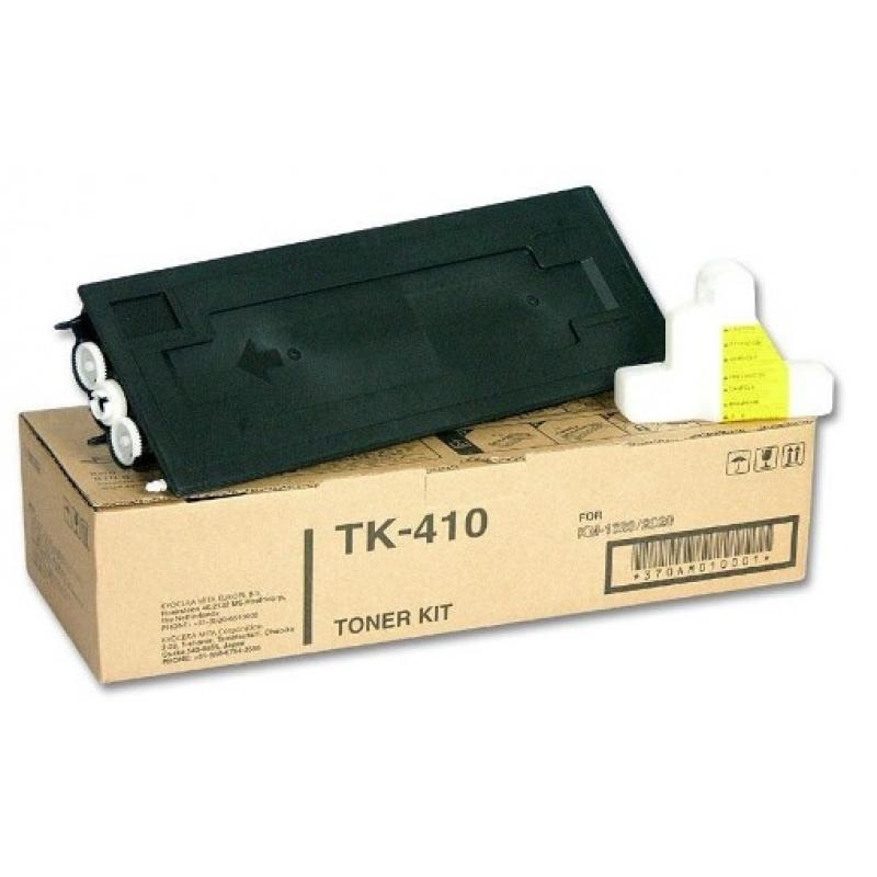Заправка картриджа Kyocera TK 410