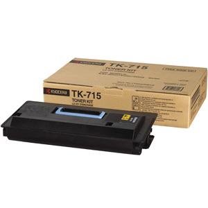 Заправка картриджа Kyocera TK 715