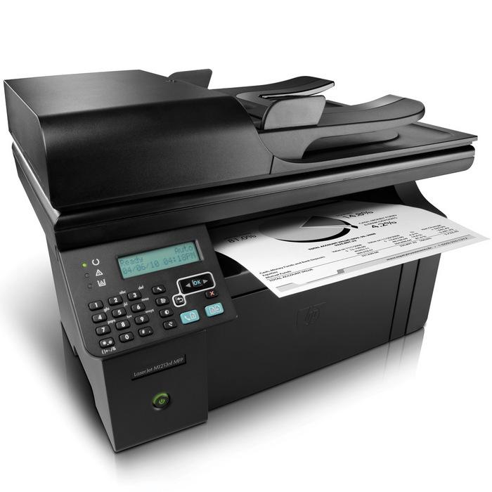 МФУ  HP LaserJet Pro M1212nf MFP CE841A