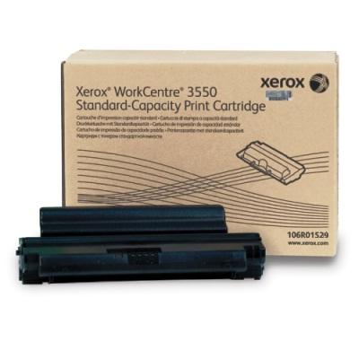Заправка картриджа XEROX  WC 3550 Катридж 106R01529/106R01531