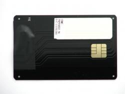 Смарт карта для картриджа Philips Laser MFD 6050 (Картридж Philips PFA 821/822) на 5500 копий