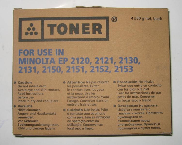 Тонер Minolta EP-2120/2121/2130/2130 PRO/2131/2150/2151/2152/2152 PRO/2153