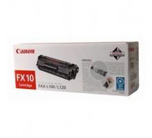 Картридж оригинальный Canon FX-10 для MF 4018/4120/4140/4150/4270, MF 4320d/4330d/4340d/4350d/4370dn/4380dn, L 95/100/120/140/160, черный