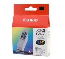 Canon BCI-21COLOR Twin Два картриджа